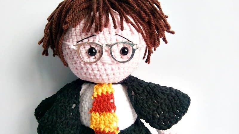 maskotka Harry Potter